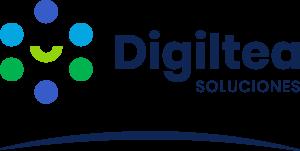 Digiltea, tu aliado digital. Logo